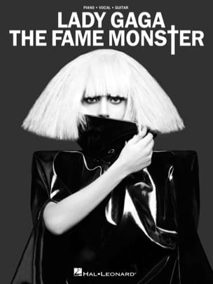 The Fame Monster Lady Gaga Partition Pop / Rock - laflutedepan