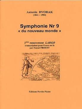 Symphonie Nr 9 du nouveau monde - 2ème Mouvement Largo laflutedepan