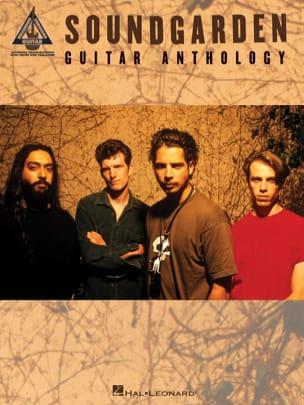 Guitar anthology Soundgarden Partition Pop / Rock - laflutedepan