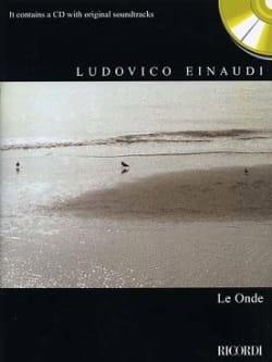 Ludovico Einaudi - The wave - Partition - di-arezzo.com