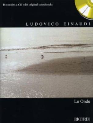 Le Onde - Ludovico Einaudi - Partition - Pop / Rock - laflutedepan.com