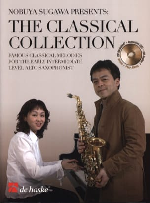 The Classical Collection Partition Saxophone - laflutedepan