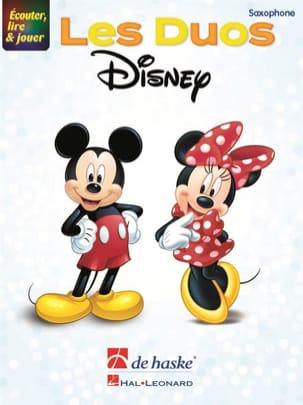 Écouter, lire & jouer - Les Duos Disney DE HASKE laflutedepan