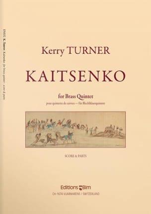 Kaitsenko Kerry Turner Partition Ensemble de cuivres - laflutedepan