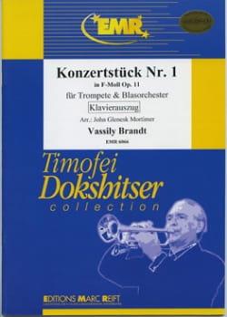 Konzertstück Nr. 1 In F Moll Opus 11 Vassily Brandt laflutedepan
