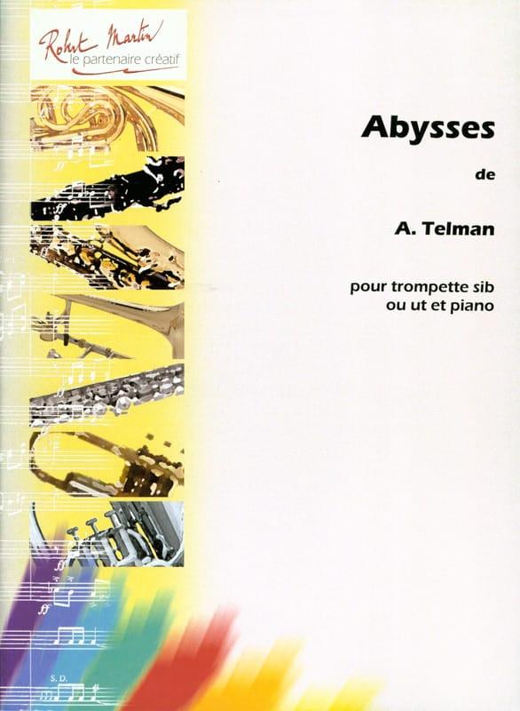 Abysses - André Telman - Partition - Trompette - laflutedepan.com