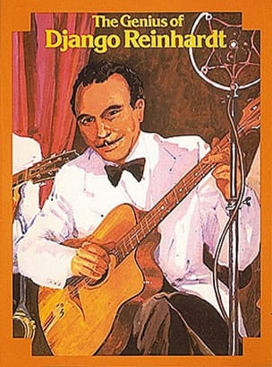 The Genius Of Django Reinhardt Django Reinhardt Partition laflutedepan