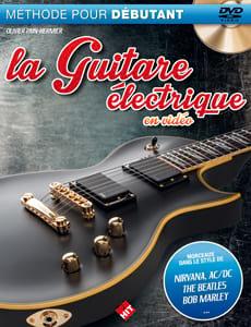 La guitare électrique en vidéo Olivier Pain-Hermier laflutedepan