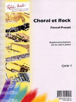 Choral et rock - Pascal Proust - Partition - Tuba - laflutedepan.com