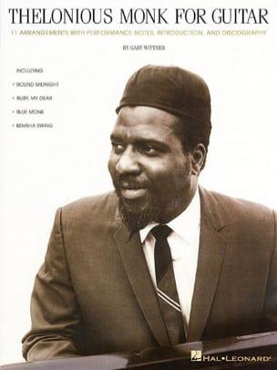 Thelonious Monk - Thelonious Monk para guitarra - Partition - di-arezzo.es