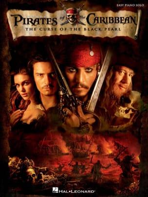 Pirates des Caraïbes 1 - La Malédiction du Black Pearl, Piano Facile laflutedepan