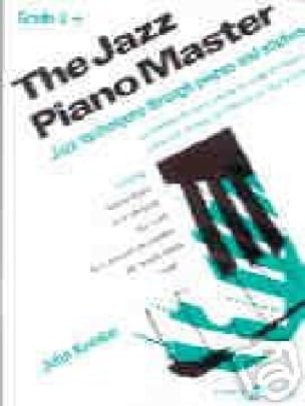 The jazz piano master Grade 6 + - John Kember - laflutedepan.com