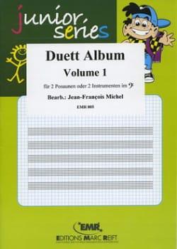 Duett Album Volume 1 - Partition - Trombone - laflutedepan.com