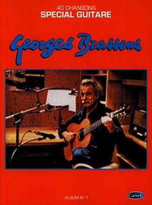 40 Chansons - Spécial Guitare Album 1 Georges Brassens laflutedepan