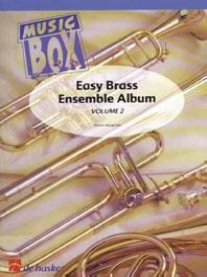 Easy brass ensemble album volume 2 - music box laflutedepan