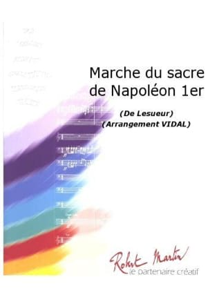 Marche du Sacre de Napoleon 1er - CONDUCTEUR SEUL - laflutedepan.com