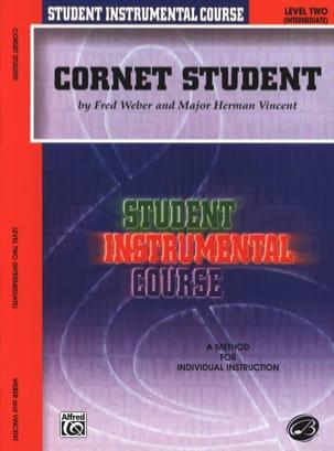 Cornet Student Volume 2 Weber F. / Vincent M.H. Partition laflutedepan