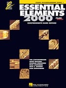 Essential Elements 2000. Piano Accompagnement Book 1 laflutedepan