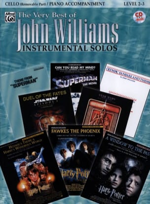 The Very Best Of John Williams John Williams Partition laflutedepan