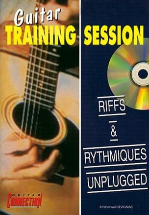 Guitar Training Session Riffs & Rythmiques Unplugged laflutedepan