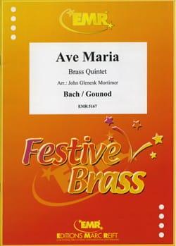 Ave Maria - Bach J.S. / Gounod Ch. - Partition - laflutedepan.com