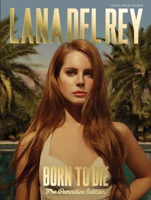 Born To Die Del Rey Lana Partition Pop / Rock - laflutedepan