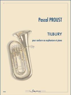 Tilbury Pascal Proust Partition Tuba - laflutedepan