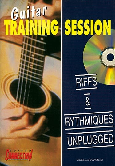 Guitar Training Session Riffs & Rythmiques Unplugged - laflutedepan.com