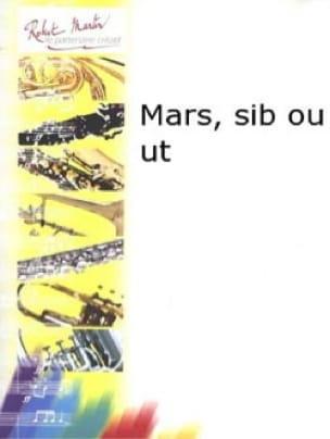 Mars - Désiré Dondeyne - Partition - Trompette - laflutedepan.com