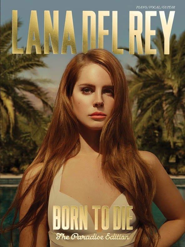 Born To Die - Del Rey Lana - Partition - Pop / Rock - laflutedepan.com