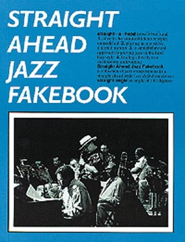 Straight ahead jazz fakbook - Partition - Jazz - laflutedepan.com