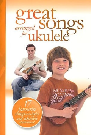 Great Songs Arranged For Ukulele Partition laflutedepan
