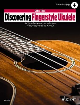 Discovering Fingerstyle Ukulele Colin Tribe Partition laflutedepan