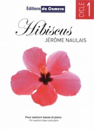 Hibiscus - Jérôme Naulais - Partition - Tuba - laflutedepan.com