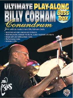 Ultimate Playalong Conundrum Billy Cobham Partition laflutedepan