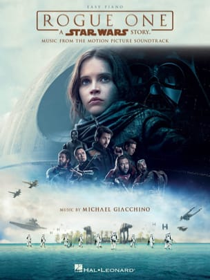 Star Wars, Rogue One - A Star Wars Story Easy Piano laflutedepan