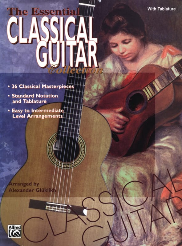 The Essential Classical Guitar Collection - laflutedepan.com