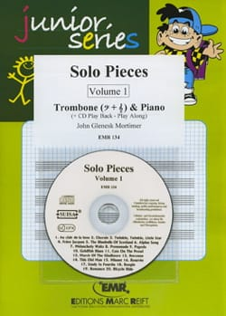 Solo Pieces Volume 1 John Glenesk Mortimer Partition laflutedepan
