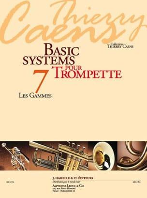 Basic Systems 7 - les Gammes - Thierry Caens - laflutedepan.com
