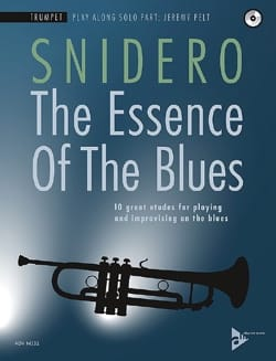 The Essence Of The Blues Jim Snidero Partition laflutedepan