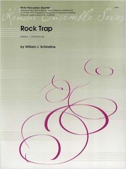 Rock Trap William J. Schinstine Partition laflutedepan