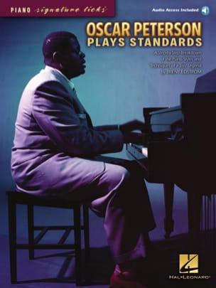 Oscar Peterson Plays Standards Oscar Peterson Partition laflutedepan