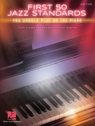 - First 50 Jazz You Should Play on Piano - Partition - di-arezzo.co.uk