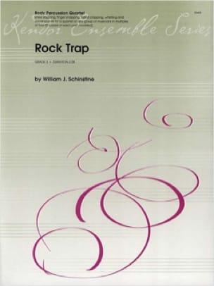 Rock Trap - William J. Schinstine - Partition - laflutedepan.com