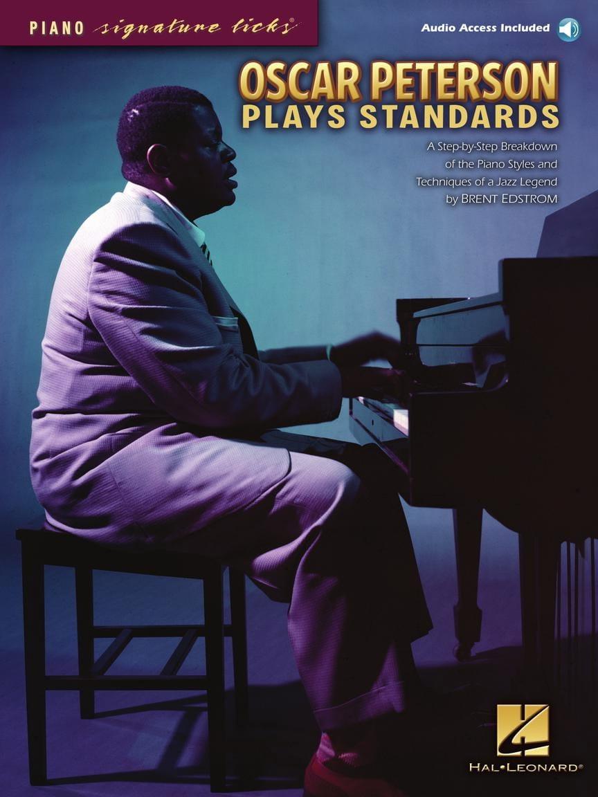 Oscar Peterson Plays Standards - Oscar Peterson - laflutedepan.com