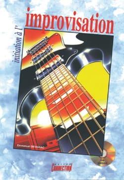 Initiation A L'improvisation Emmanuel Devignac Partition laflutedepan