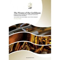 The Pirates of the Caribbean - Ensemble de Sax laflutedepan