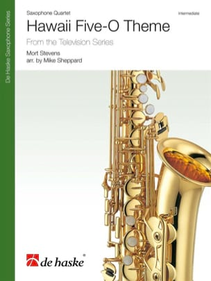 Hawaii Five-O Theme - Quatuor de Saxophones Mort Stevens laflutedepan