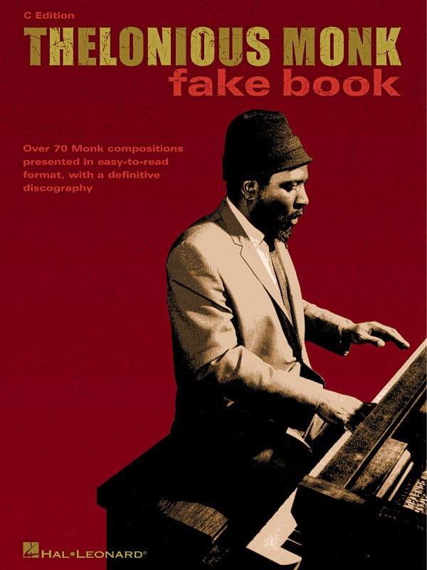 Fake Book Ut - Thelonious Monk - Partition - Jazz - laflutedepan.com