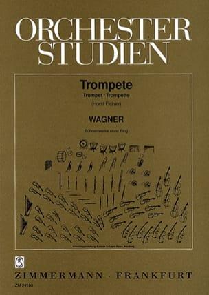 Orchester Studien WAGNER Partition Trompette - laflutedepan